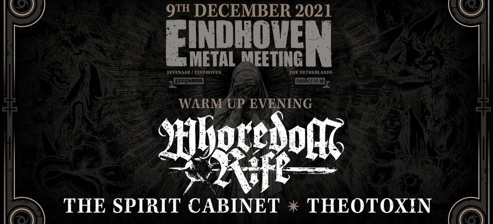 EINDHOVEN METAL MEETING WARM-UP PARTY 2021