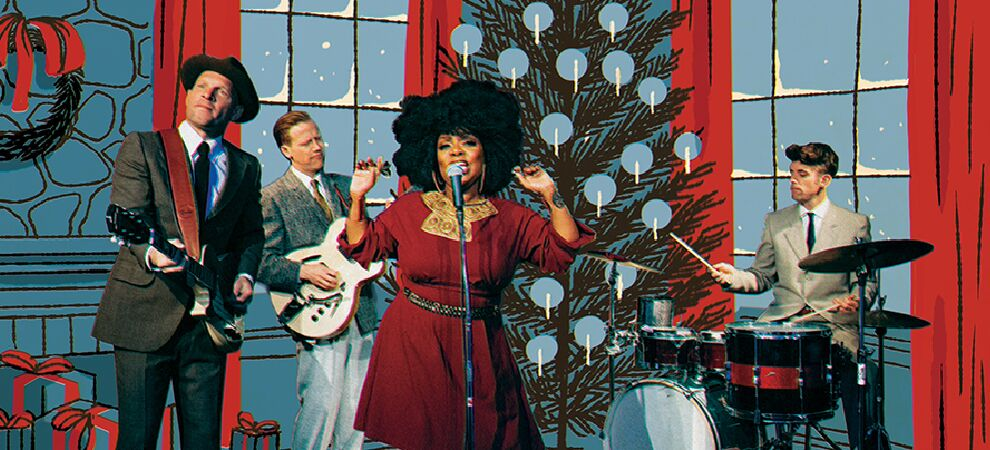 Michelle David & The Gospel Sessions: It's A Soulful Christmas (late show)