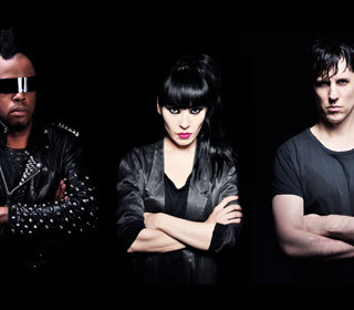 Atari Teenage Riot + Aux Raus