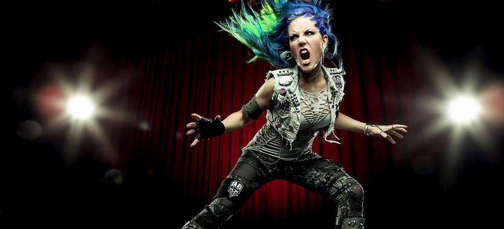 FemME: Arch Enemy + Xandria + Ancient Bards e.a.