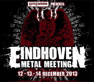 Eindhoven Metal Meeting met o.a. Therion + Coroner + Arcturus