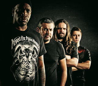 Sepultura + Legion of the Damned + Flotsam & Jetsam