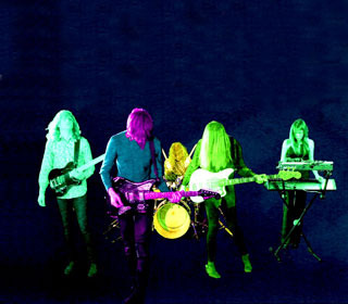 Eindhoven Psych Lab met o.a. Earth + The Soft Moon + Toy